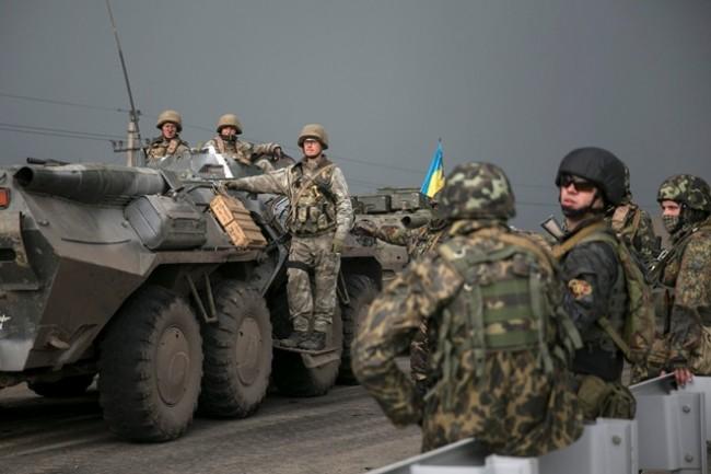 За 10 дни акция в Източна Украйна загубите на Киев са 650 души
