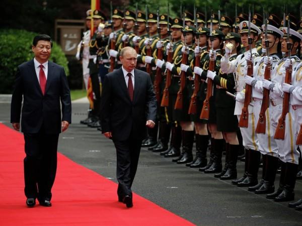 Путин пристигна в Шанхай за преговори с председателя на КНР