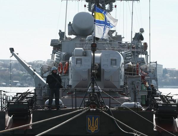 Русия ще предаде още 5 кораба на Украйна
