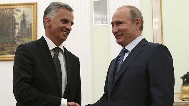 Владимир Путин подкрепи плановете за деескалацията в Украйна