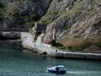 Руските военни инженери организират превозване с фериботи в Крим