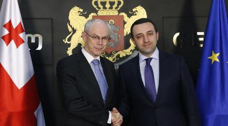 Грузия и Молдова ще подпишат споразумения за асоцииране с ЕС в края на юни