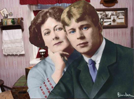 Историята на една  любов: Сергей Есенин и Айседора Дънкан