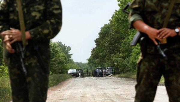 Боеве в Славянск и Краматорск