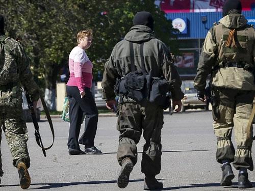 Ситуацията в Югоизточна Украйна остава напрегната