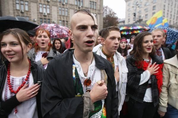 Информационното затъмнение тегне над Украйна