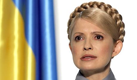 Тимошенко настоява за влизането на Украйна в ЕС и НАТО
