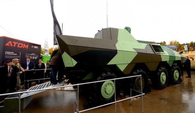34 руски компании ще представят военна продукция в Казахстан