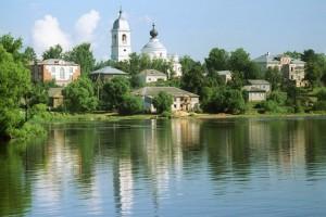 Шест уникални градове на Русия