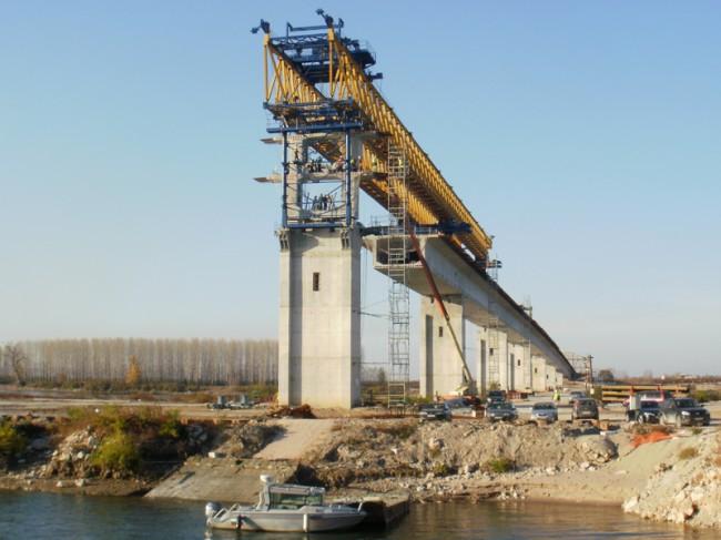 Първият мост между Русия и Китай ще бъде построен до 2016 година