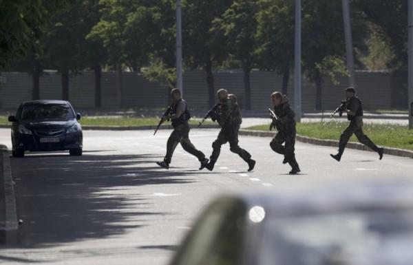 Денис Пушилин: Броят на жертвите в Донецк може да достигне 100 души