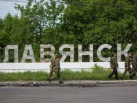 В Славянск убиха италиански журналист