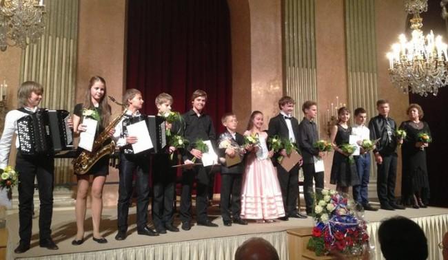 """Във Виена завършва фестивалът """"Цветята на Русия"""""""