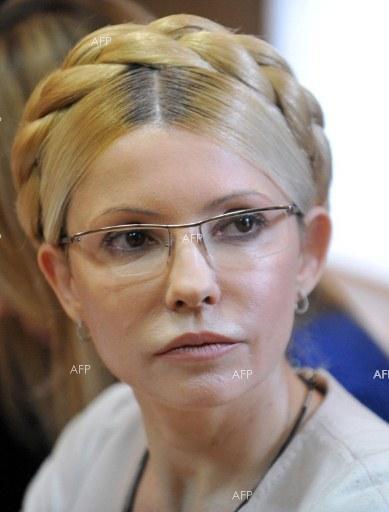Русия няма да започне война с Украйна, увери Юлия Тимошенко