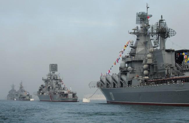 Черноморският флот на Русия: два века слава