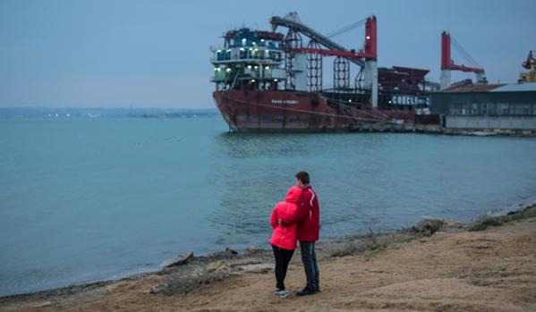 Китай ще участва в строителство в Крим