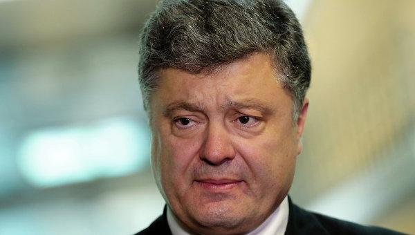 Порошенко се надява на подкрепата на Русия за регулиране на ситуацията в Югоизточна Украйна
