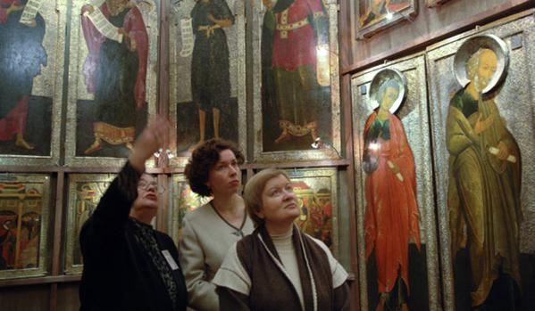 """В Москва стартира """"Нощ в музей"""""""