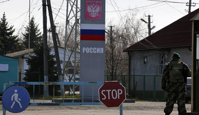 МВнР на Украйна предлага на Русия да вземе мерки на границата за стабилизация на ситуацията