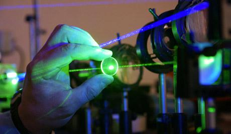 Учени от Сибир предлагат да се търсят наркотици и взривни вещества с лазер
