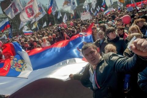 Донецката и Луганската област ще бойкотират изборите за президент на Украйна на 25 май