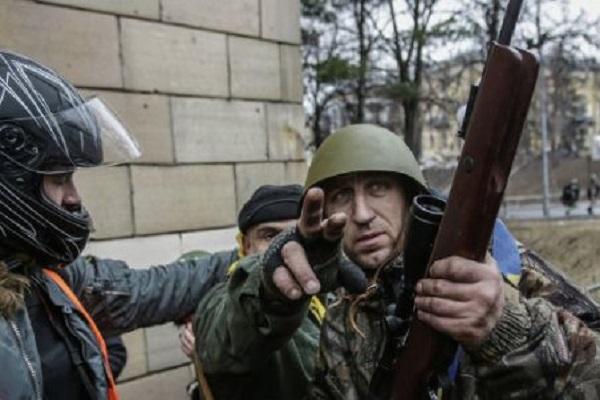 МВР на Украйна не разполага с информация за намерени руски паспорти след пожара в Дома на профсъюзите в Одеса