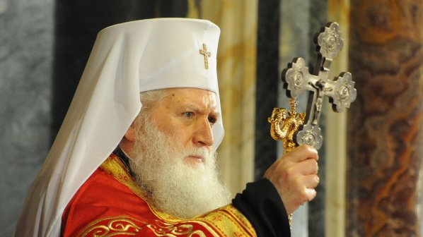 Богослужение в Москва на българския и руския патриарх за 24 май