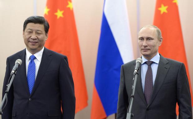 Владимир Путин е на официално посещение в Китай