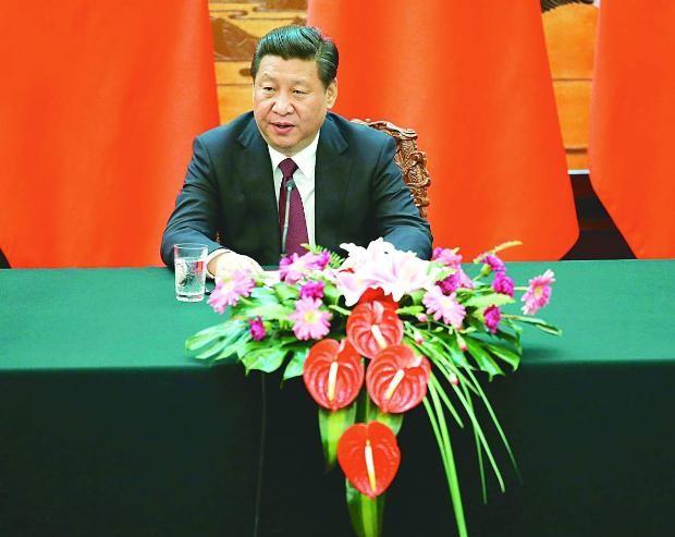 Китай в съюз с Русия и Иран