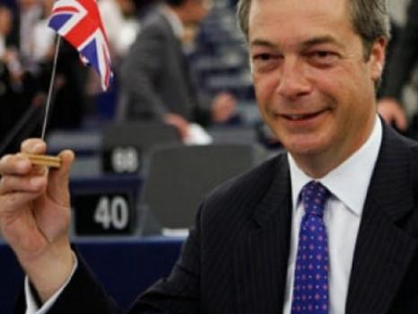 Фараж: Украинската криза е предизвикана от ЕС и Великобритания