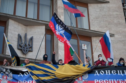 Руски обществени наблюдатели няма да присъстват на референдума в Донецка област