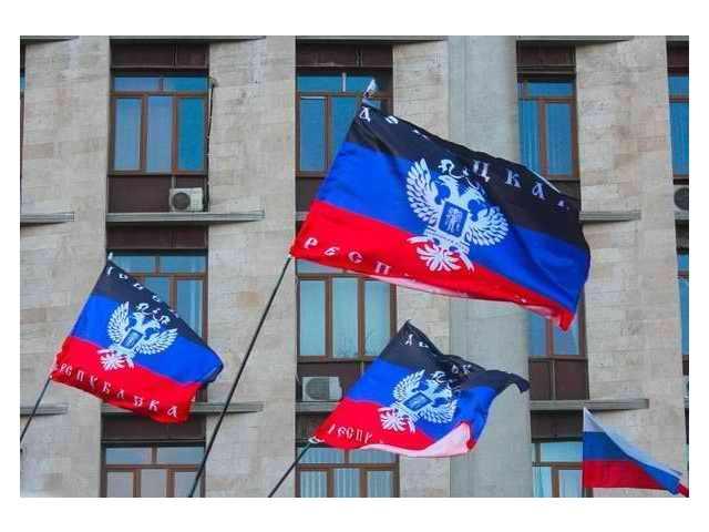 Почти 90% от гласоподавателите на референдума са подкрепили самостоятелността на Донецката област