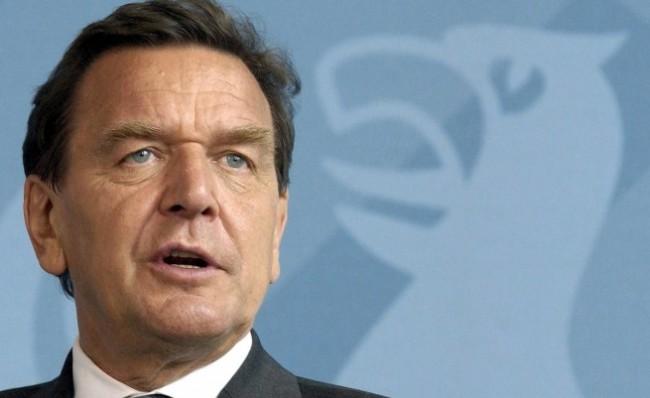 Шрьодер: ЕС е виновен за кризата