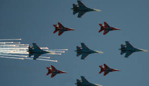 70 самолета над Севастопол