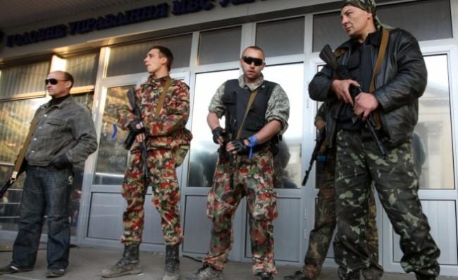 Референдумите за независимост в Източна Украйна нямало да бъдат отлагани
