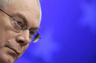 Херман ван Ромпой ще посети Киев в понеделник