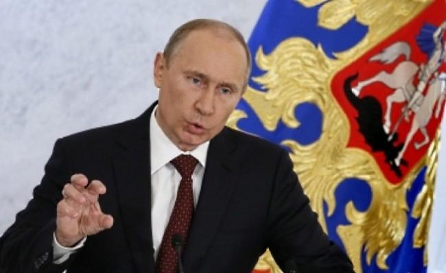 Путин все още обмисля становището си за референдума в Източна Украйна