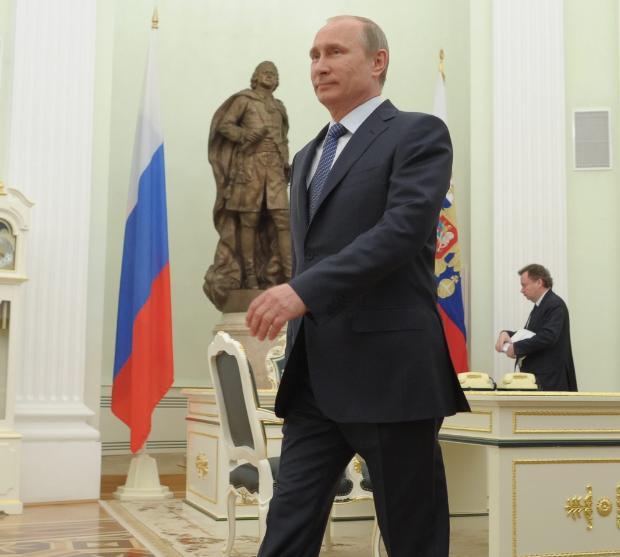 Путин подкрепи Украйна за изборите