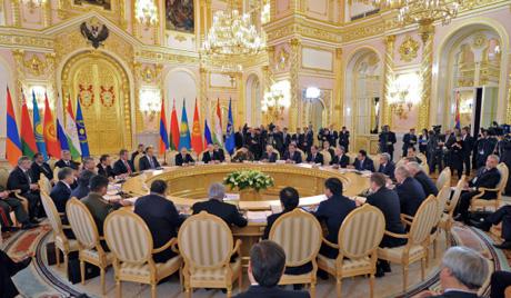 Лидерите на страните от ОДКС ще проведат среща в Москва