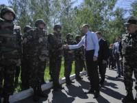 Руският Генщаб: В Украйна на страната на Киев действат десетки чужди наемници