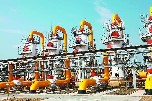 Москва прехвърли Киев на предплата за газа