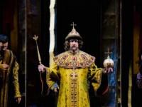 """Борис Годунов на 50-метрова сцена пред """"Св. Александър Невски"""""""