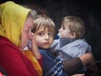 В Славянск започна глад. Националната гвардия не допуска евакуацията на мирните жители