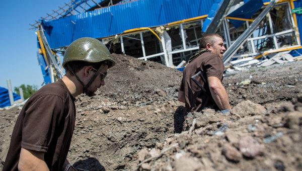 ДНР: Киев се опитва да вземе под контрол границата с Русия