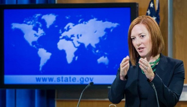 Псаки: с обиди към Путин, Дещица се опитал да стабилизира ситуацията пред посолството