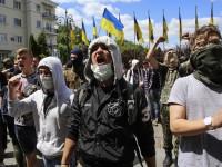 """Протестиращият """"Донбас"""" иска военно положение"""