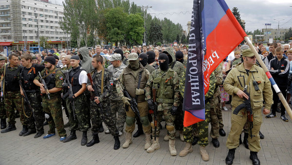 Донецк и Луганск се обединяват