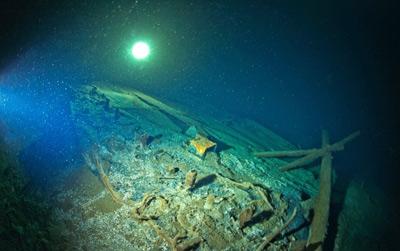 В Крим изследваха кораб от XIII век