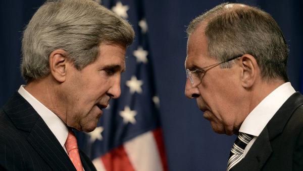 САЩ си присвоиха правото да се месят във вътрешните работи на други държави под лозунга за защита на човешките права, заяви министърът на външните работи на Русия Сергей Лавров