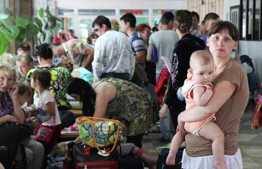 Над 700 украински бежанци са евакуирани от Ростовска област